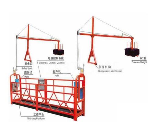 热镀锌电动吊篮多少钱_高空电动吊篮相关-安阳市凯力特实业有限公司
