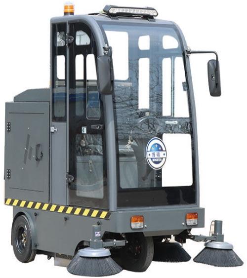 河北駕駛式掃地機標準規范_電動駕駛掃地機相關-山東博碩環保機械設備有限公司