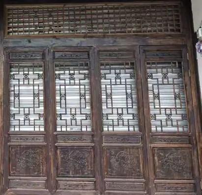 仿古门窗设计制作-成都福运园林景观工程有限公司