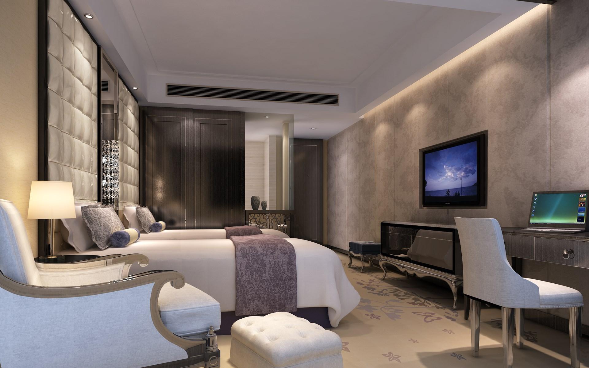 长沙现代酒店装修师 度假酒店装修设计相关