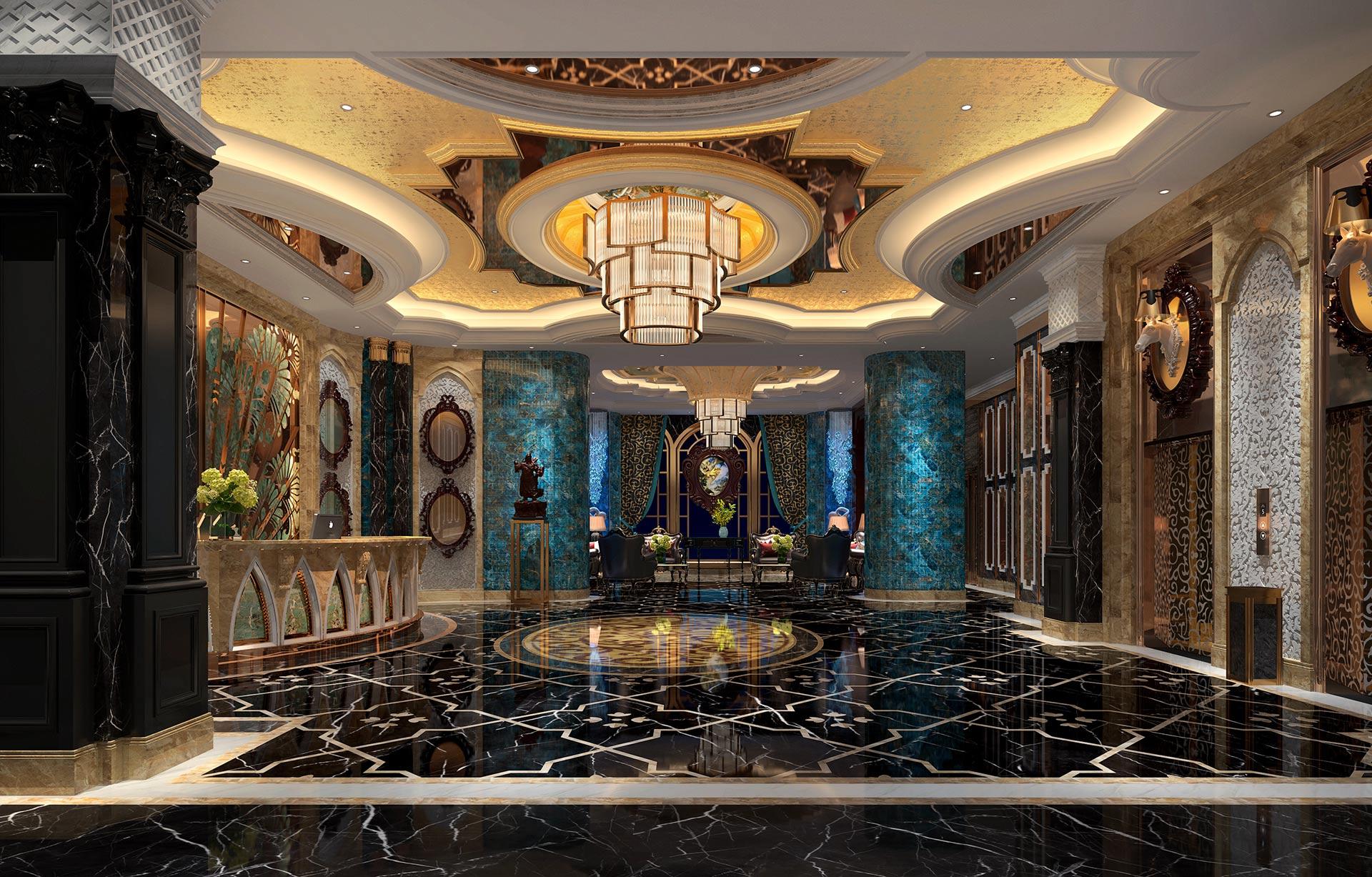 旅馆设计案例 网店装修设计相关