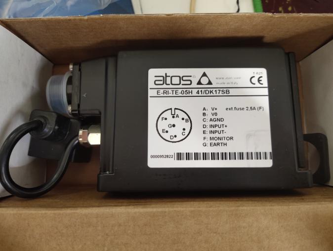 进口ATOS放大器销售 atos 放大器 故障灯相关