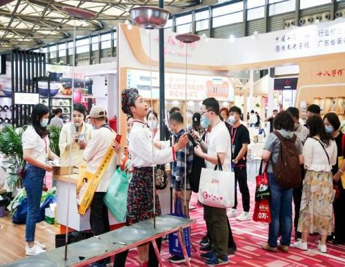 日用百货货架相关 CCF2022上海日用百货个人生活用品展