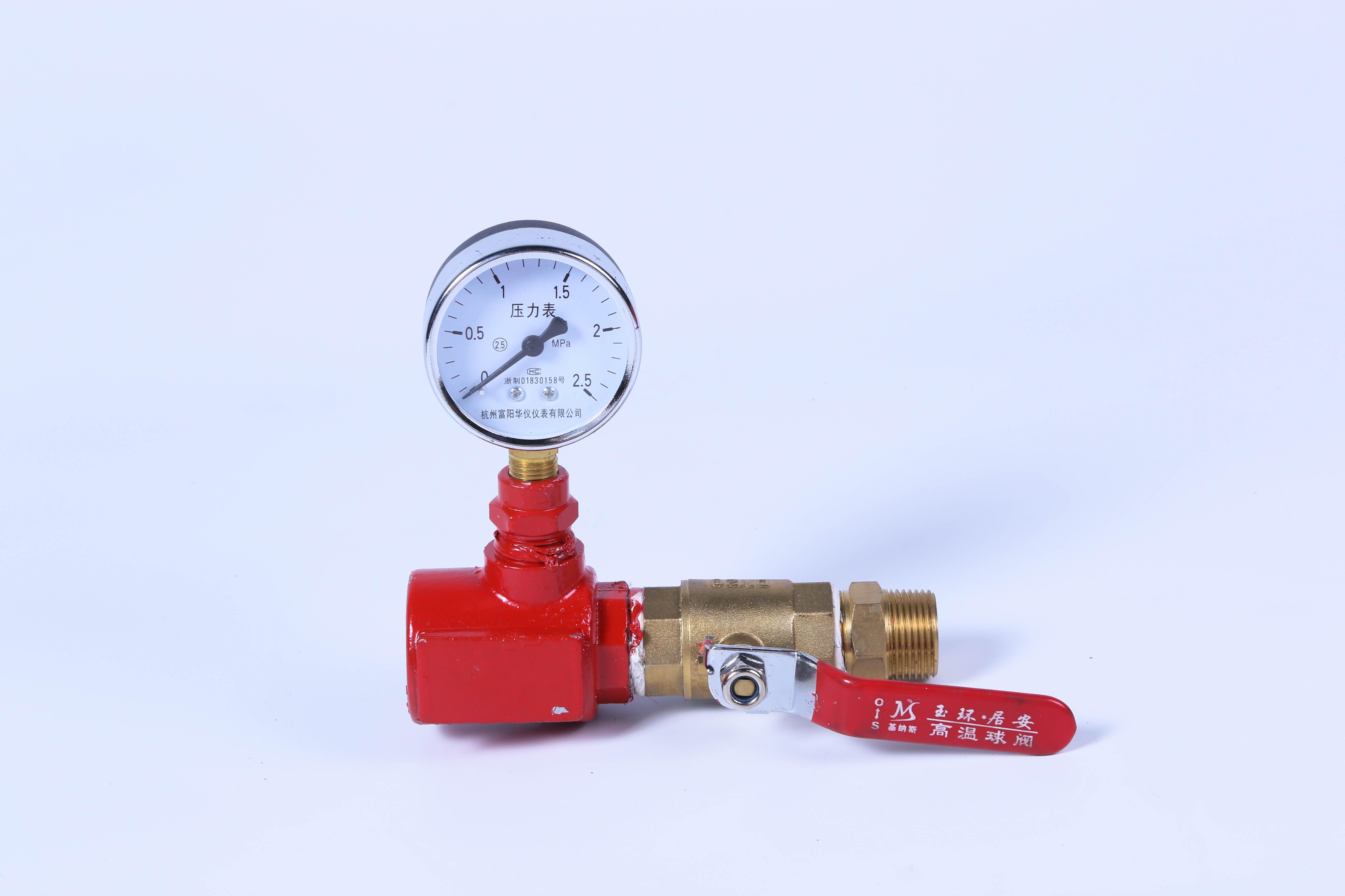 电动末端试水装置ZSPM推荐 末端试水装置ZSPM经销商