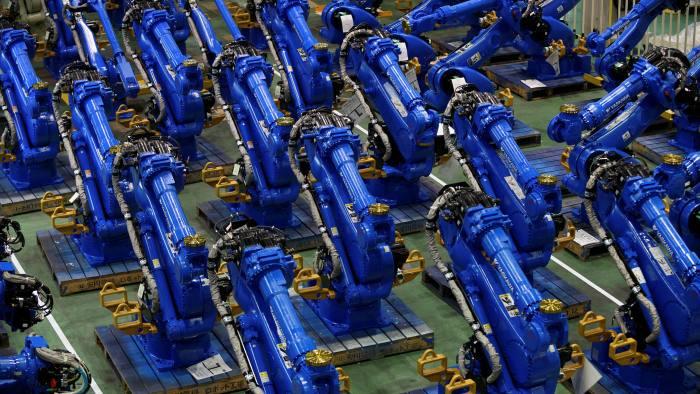 码垛机械手厂家_焊接机械手相关-苏州托玛斯机器人集团有限公司