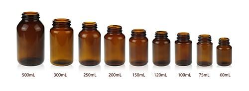 广口瓶销售相关 济南玻璃广口瓶存放