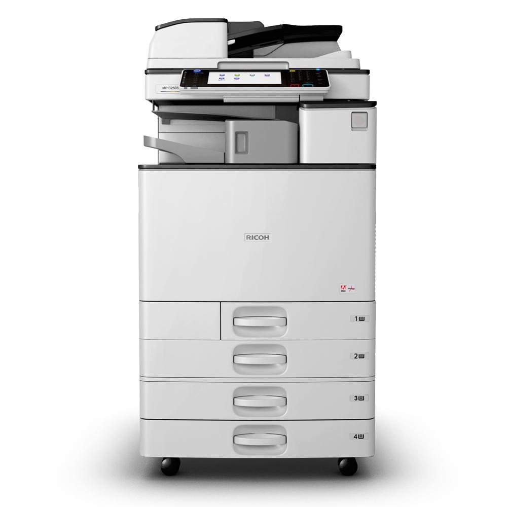 彩色复印机相关 复印机租赁公司
