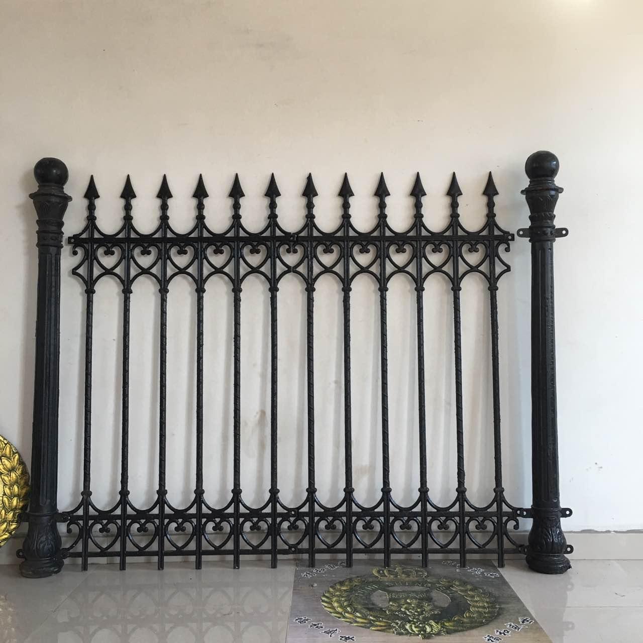 景观铸铁护栏围栏_园艺护栏厂家电话-普罗盾智能科技山东有限企业