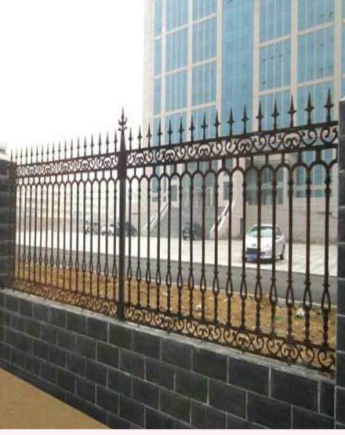 图片园艺护栏 济源铸铁护栏哪家好