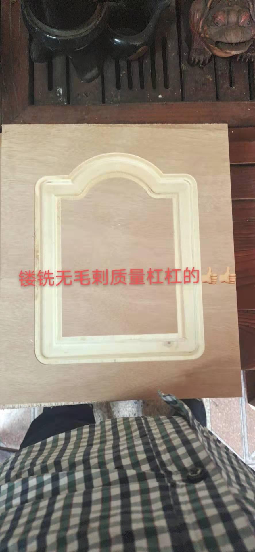 高密度竹木加工制造厂 济宁实木门面板