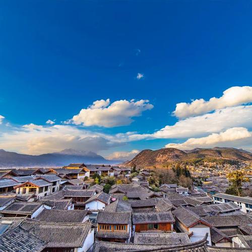 旅游攻略相关 玉龙雪山旅游景点