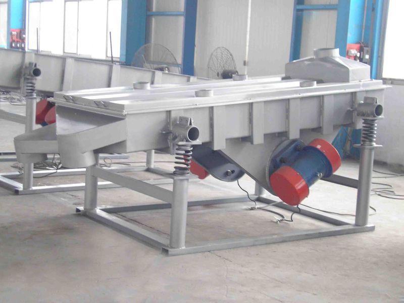 浙江食品直线振动筛生产厂家_泥浆机械项目合作-新乡市科豪机械设备有限公司
