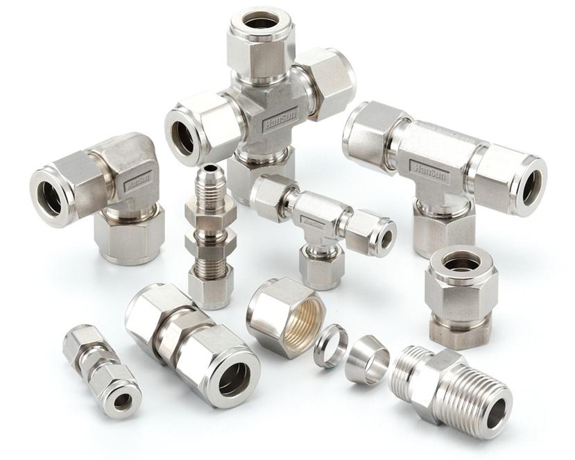 过滤器S-LOK生产厂家_卡套接头液压接头商家-泰州三益精密工业有限公司