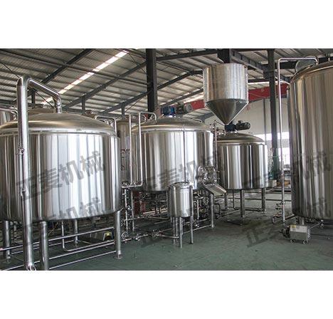 江门啤酒自酿设备_酒店啤酒设备相关-济南正麦机械设备有限公司