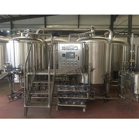 张掖啤酒设备厂家_500升酒及饮料生产设备哪个好-济南正麦机械设备有限公司