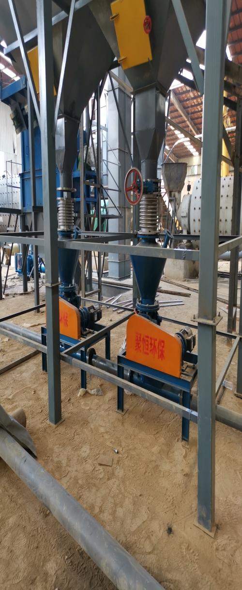 浓相环保设备加工制造商 日照负压气力输送设备供应商