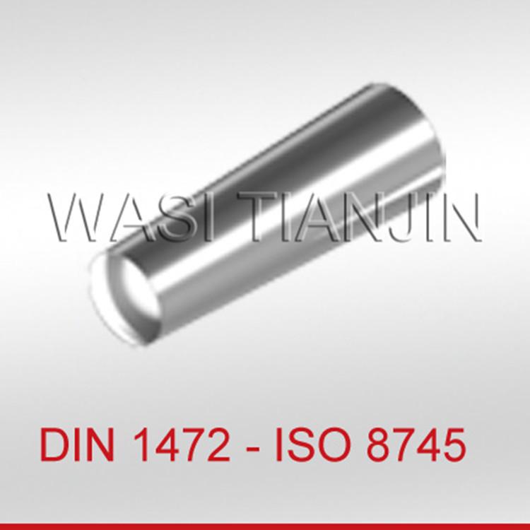 ISO8743中部1/2槽长槽销现货供应 天津DIN1476/ISO8746圆头槽销厂家直销