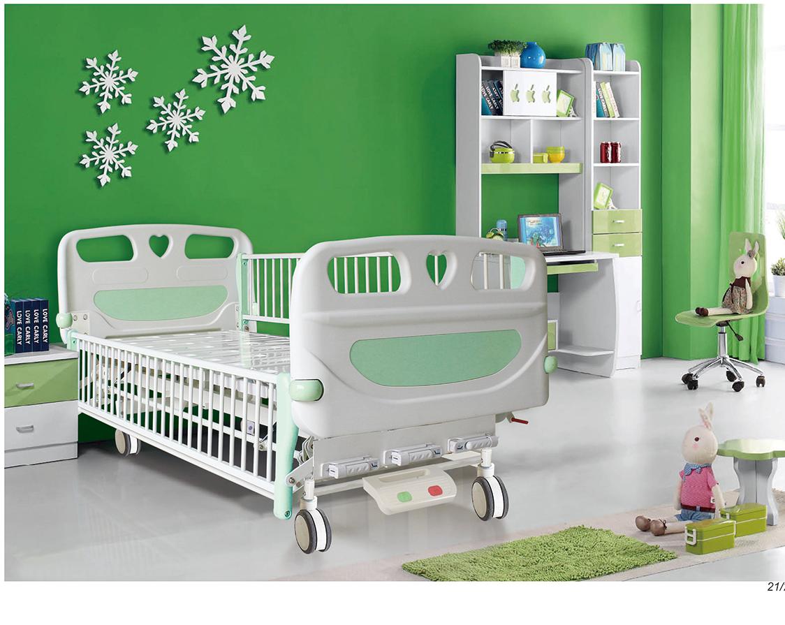 康神儿童病床有哪些功能_正规医用车、床、台-广东康神医疗科技有限公司