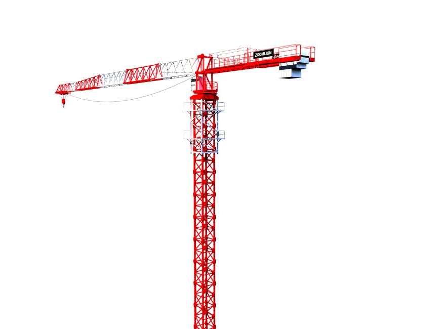 陕西平头塔式起重机安装_哪里有起重机-河南鸿钜机械设备有限公司