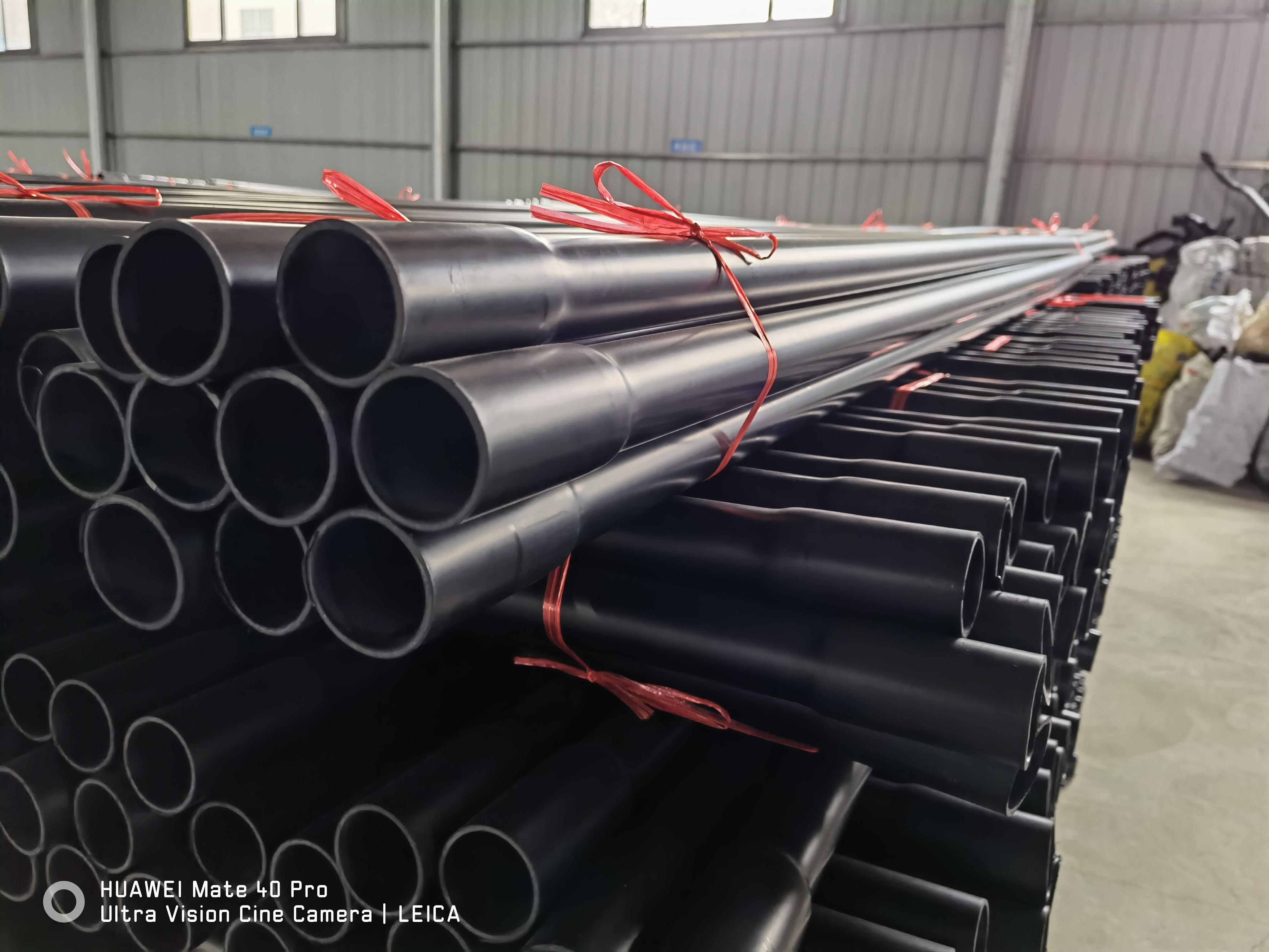 瓦斯抽放管生产厂家_矿用瓦斯抽放管多少钱_河南志林矿山设备有限公司